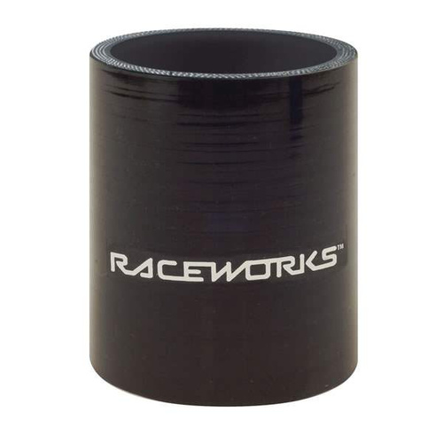 "Raceworks Silicone Hose Straight x 75mm Long [Size:2"" ]"