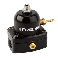 FUELAB 51501-1  EFI Fuel Pressure Regulator -10 Outlets - 6 Return