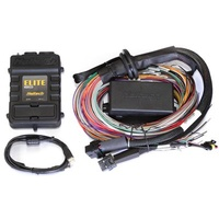 Elite 2500 DBW Premium Universal Wire-in Harness 5m With fuse box