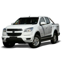 Colorado RG 2.8ltr dual cab T/Diesel 2012 - 9/2016 No DPF - King Brown (Pacemaker) - Exhaust system