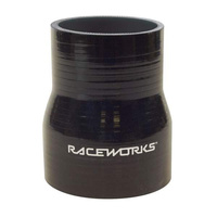 Raceworks Straight Silicone Reducers