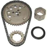Billet Race Z Timing Chain Set - LS GM 3 Bolt 4 Poles 58T