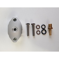 Tillix Boost Adaptor to suit Nissan Patrol ZD30